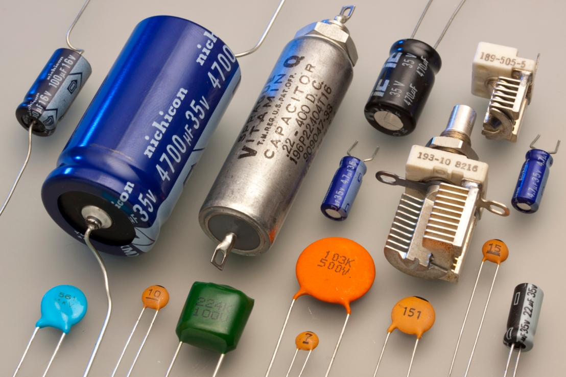 Theory of Capacitors