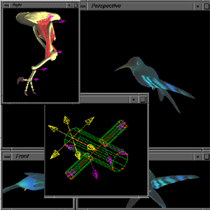 Simulation of science
