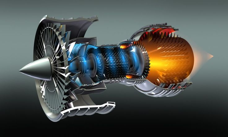 Why Jet Engines are getting bigger