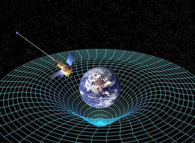 Einstein's general theory of relativity