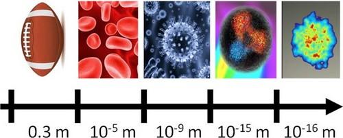 Microscopic scale