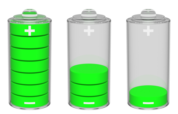 Battery lifetime