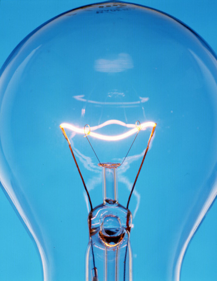 Why do light-bulb filaments goout?