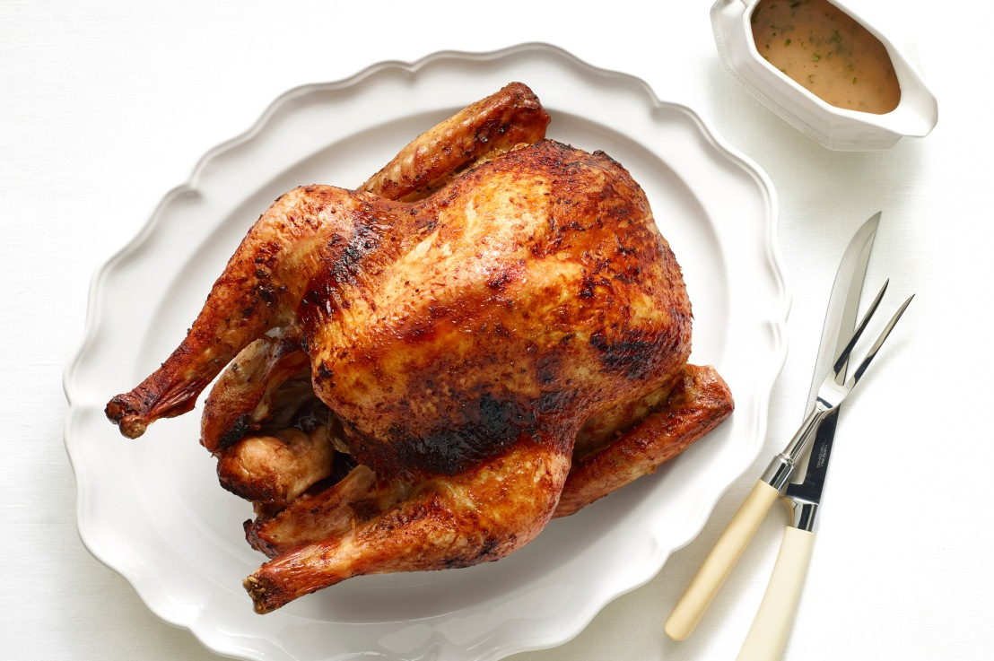 The scientifically optimal way to cook a Turkey