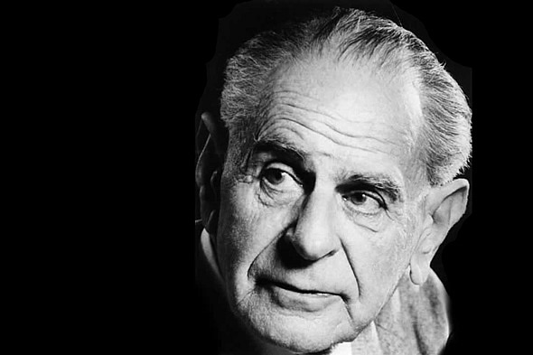 Karl Popper's theory of falsification