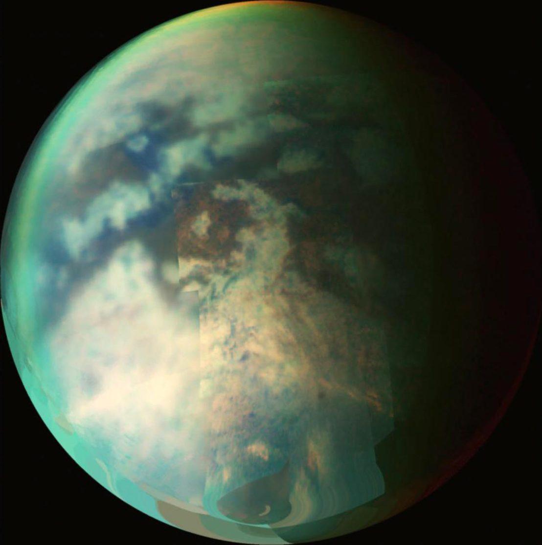 Does Titan have an undergroundOcean?