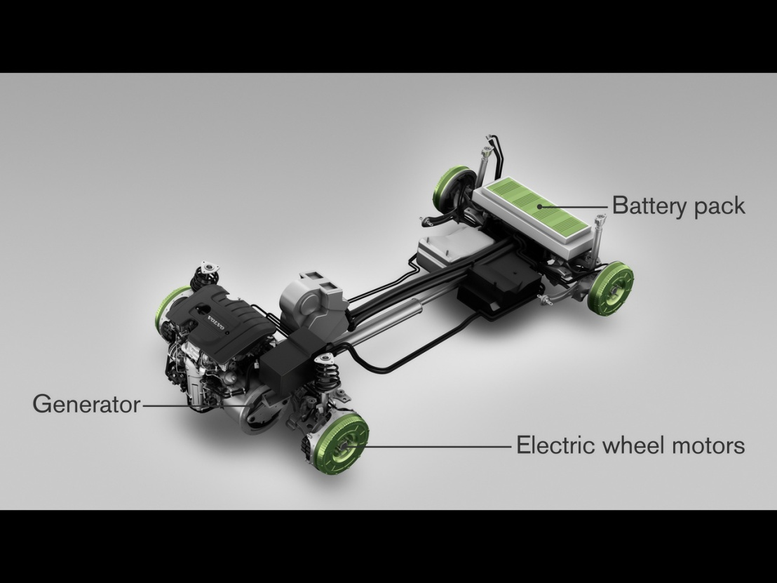 Electric vehicle drivetrains
