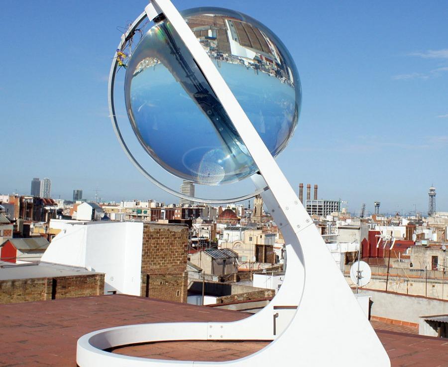 Spherical Sun PowerGenerators