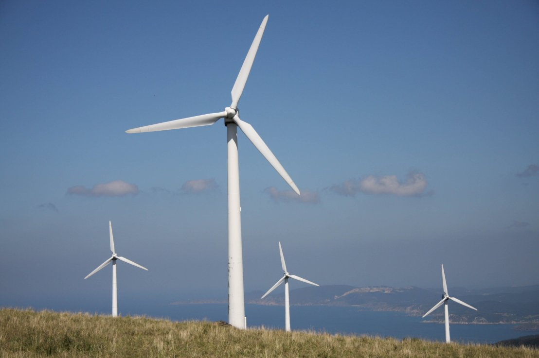 Why do wind turbines have only three blades?