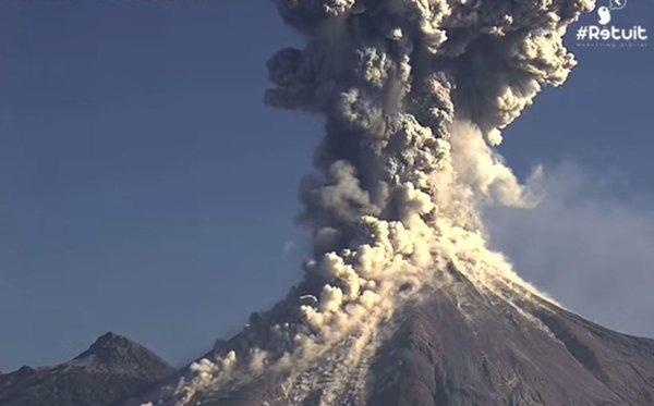 Volcanic eruptions' effect on climatechange