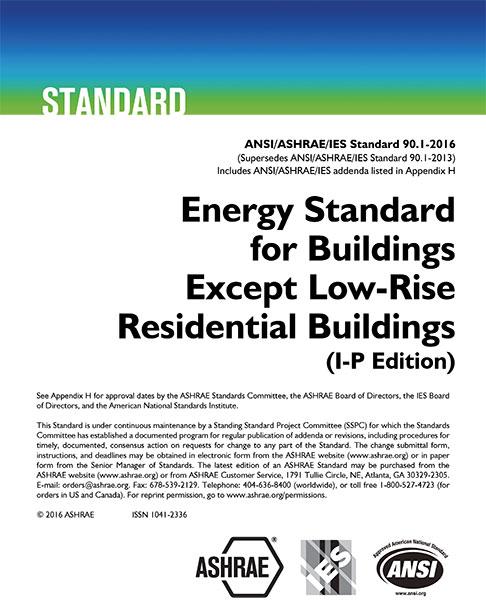 ASHRAE Standard 90.1