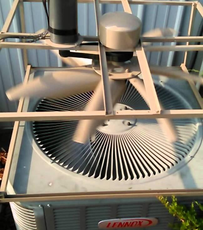 HVAC Wind Turbines