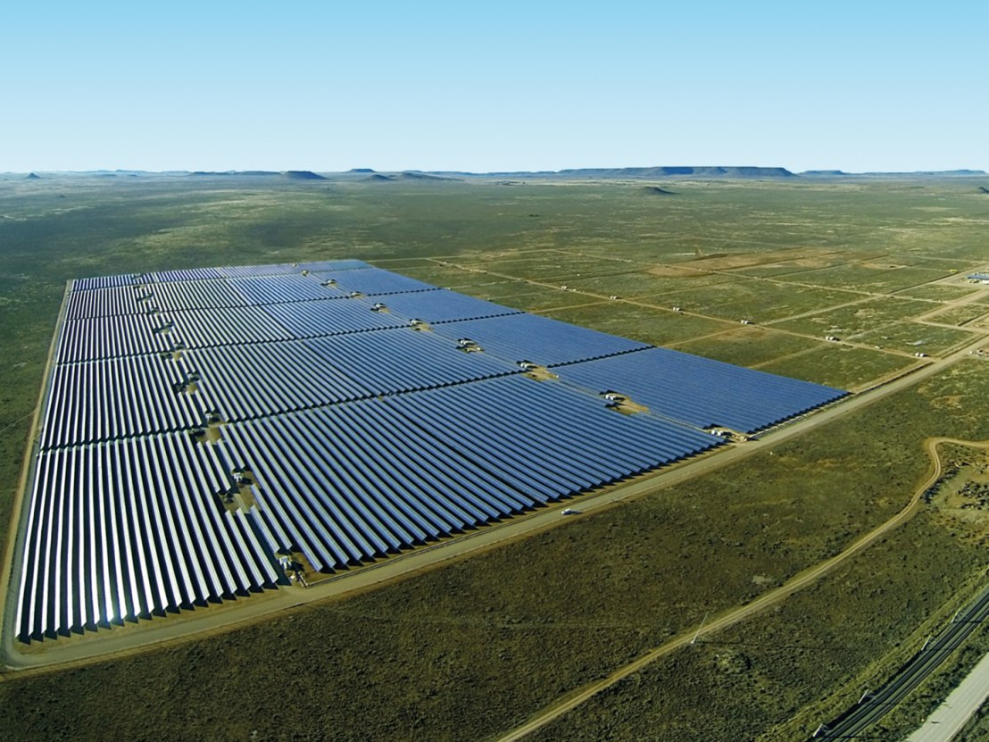 Photovoltaic Power Stations