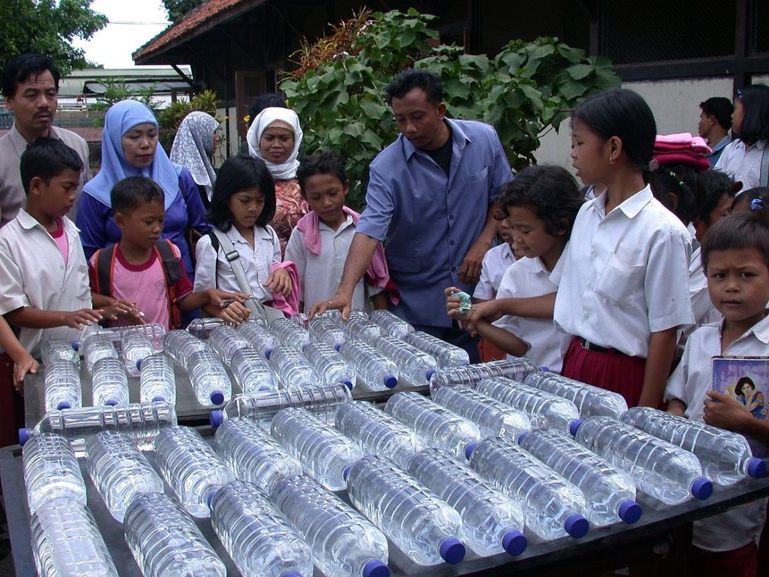Solar Water Disinfection