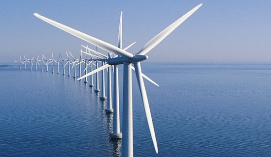 Offshore Wind and Energy Storage