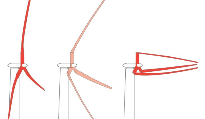A New Design for Hurricane Resistant WindTurbines