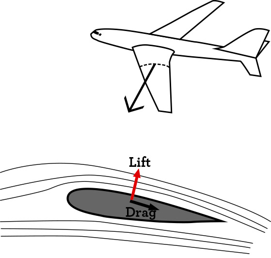 Why Airplane Wings Are Shaped Like They Are