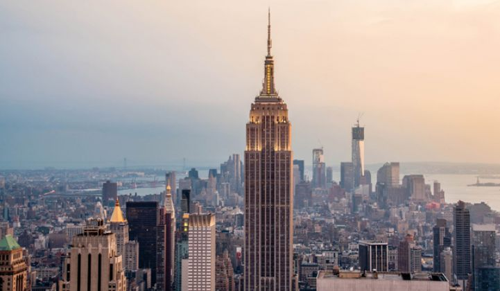 New York State's New Energy EfficiencyTarget