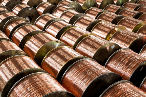 Copper in Renewable Energy Transmission