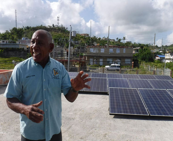 How Microgrids are Already Helping Puerto Rico