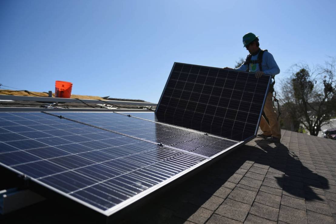 All New Homes in California Now Require Solar