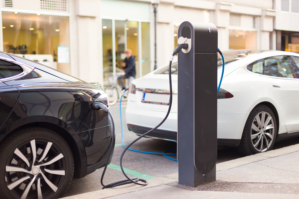 Fast-Charging EV Infrastructure