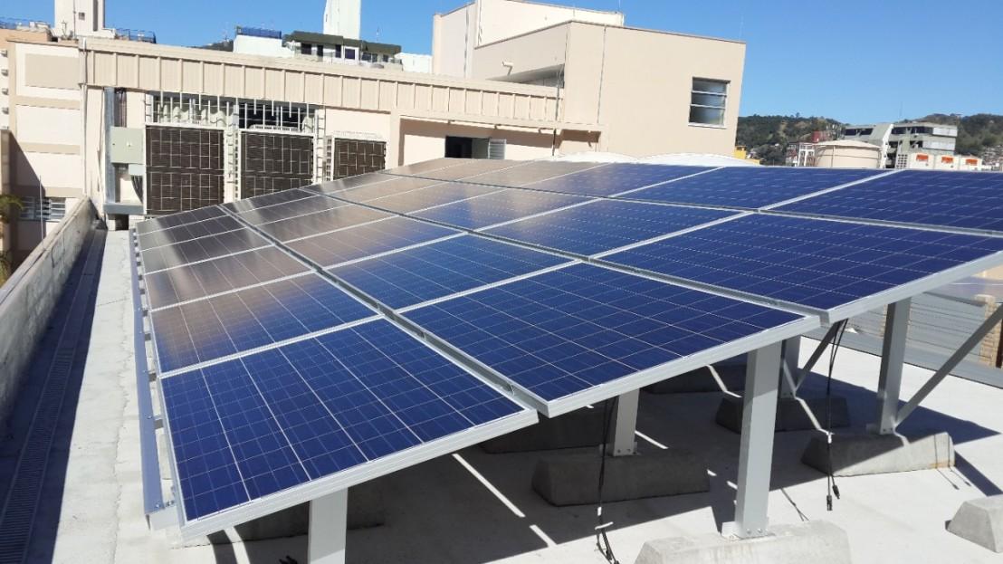 Onsite Renewable EnergyMonitoring