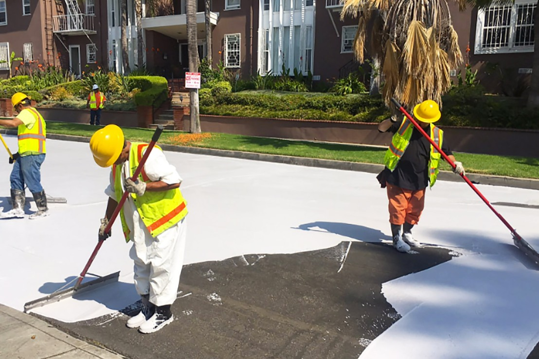 Why Los Angeles is Painting its StreetsWhite