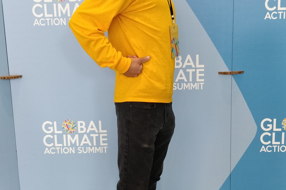 My Time as a Volunteer for the Global Climate Action Summit