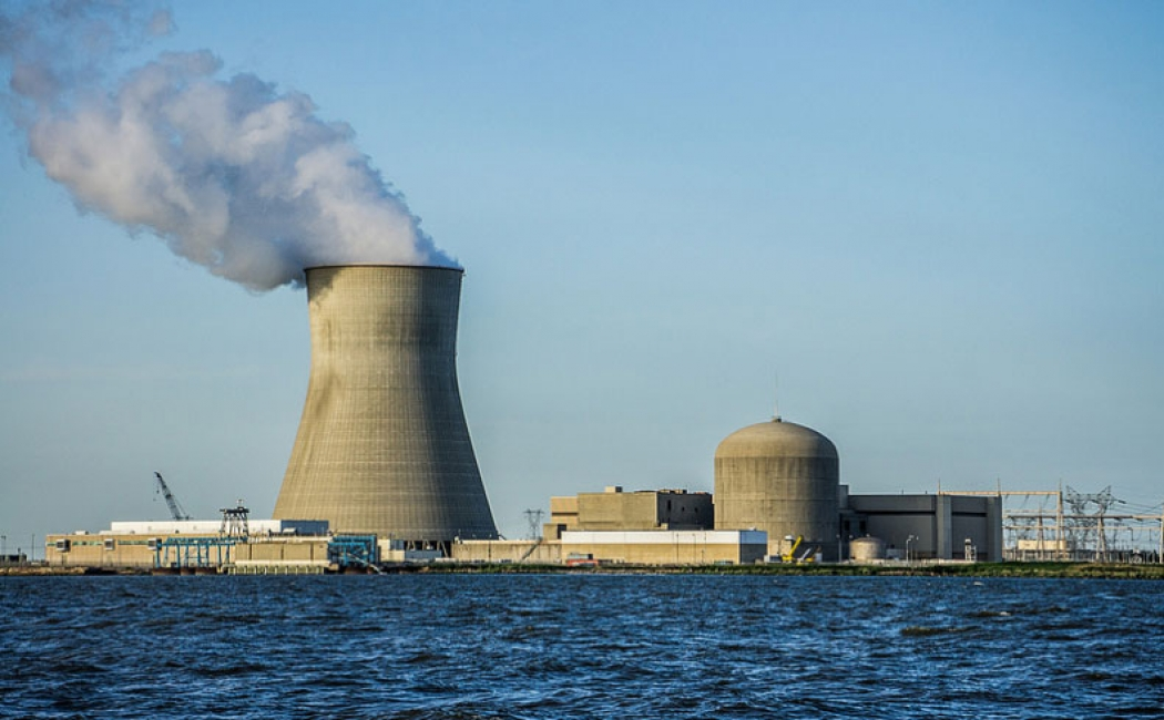How Climate-Induced Coastal Flooding Will Harm Power Generation