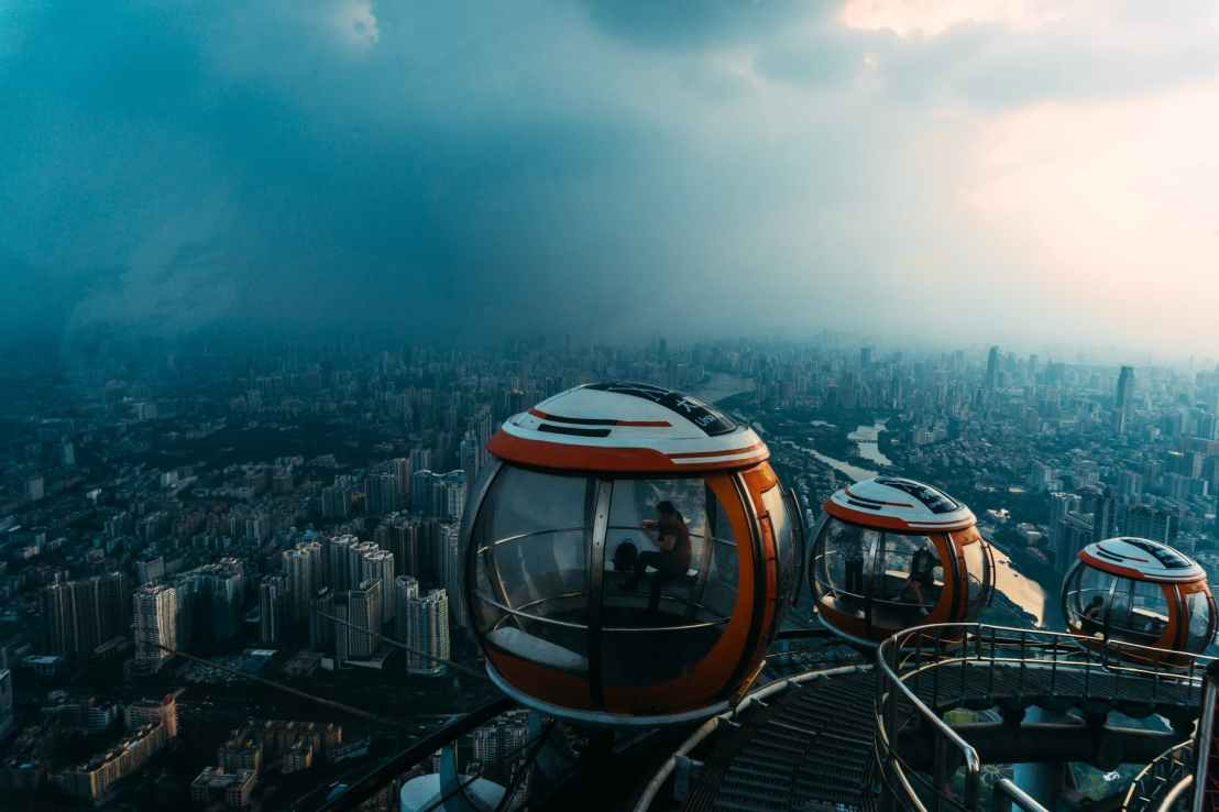 How Global Urbanization will Spread HeatIslands
