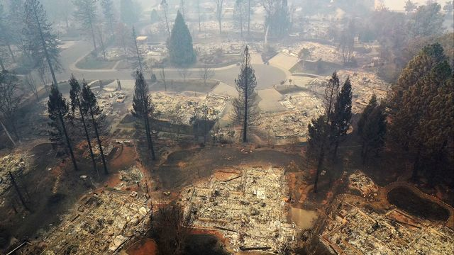 Why the Increasing Frequency of Fires Will Threat EnergyResilience