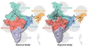 India's Regional Grids
