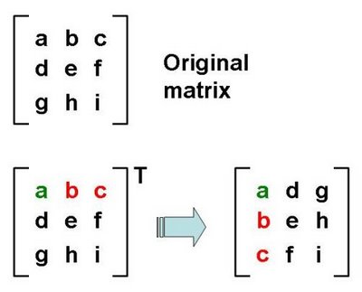 Matrix Transposition