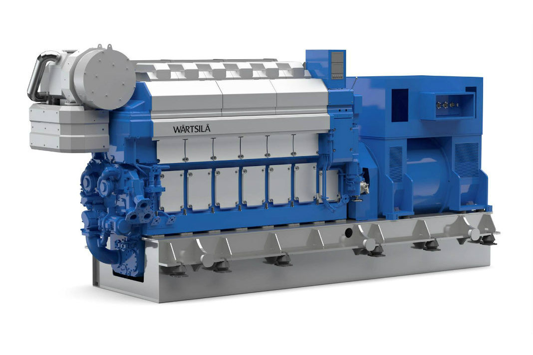 LNG Engines