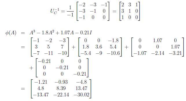 Ackermann's Formula