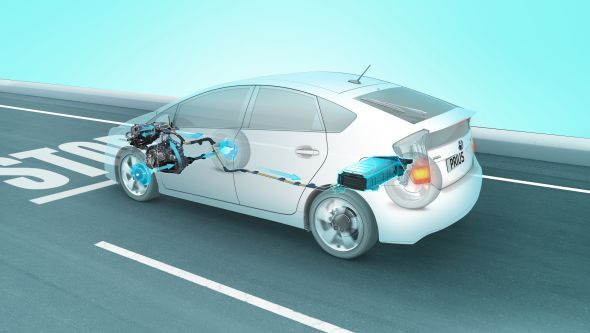 How a Toyota Hybrid System Works