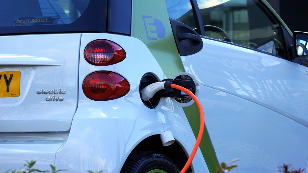 How an Electric Vehicle's Speed is Limited by itsBack-EMF