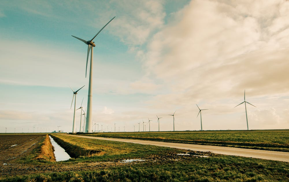 Why Wind Turbines Need Roads