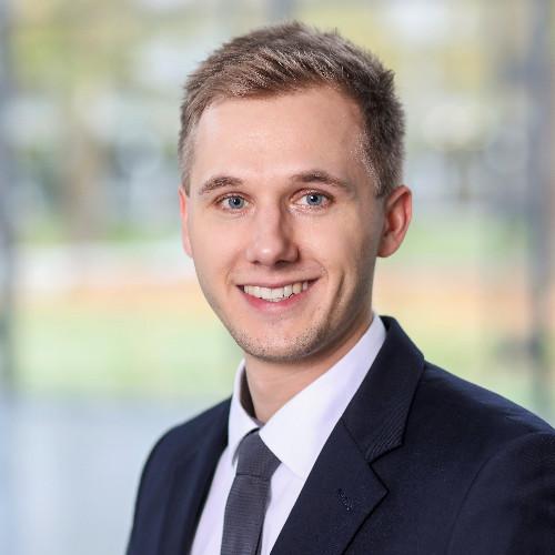 Frederik vom Scheidt, PhD Student at Karlsruhe Institute ofTechnology