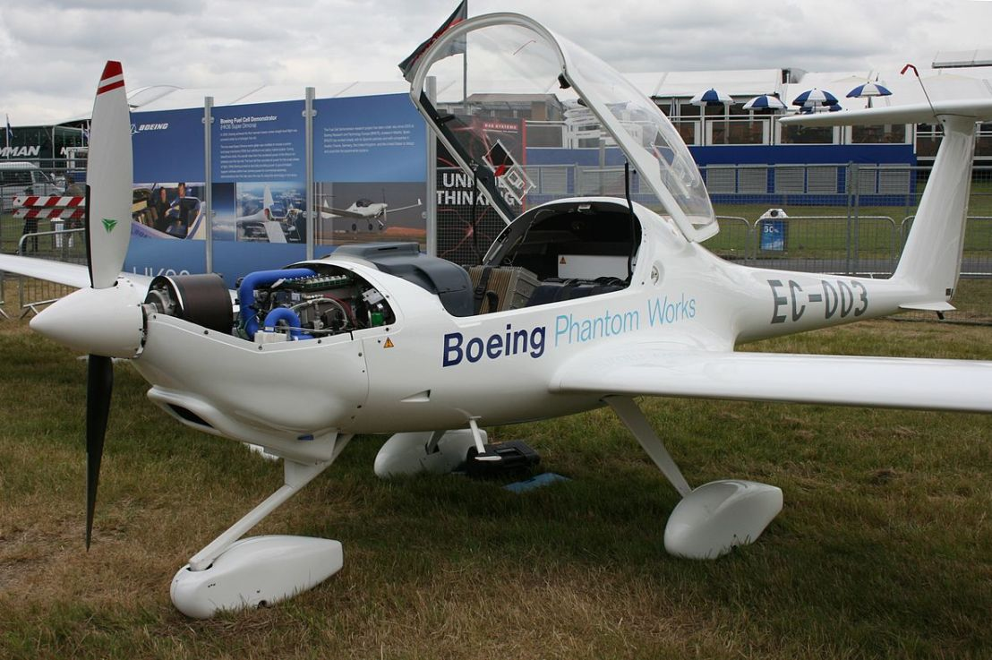 Hydrogen-Powered Aircraft
