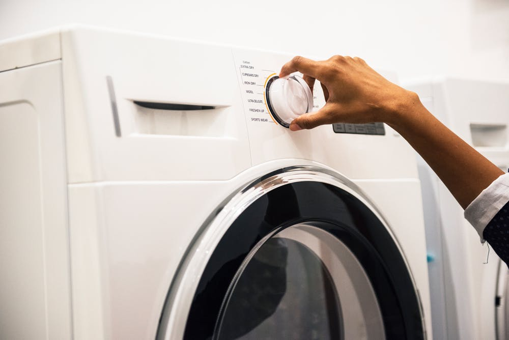 How to Reduce Energy Demand for Washing Machines