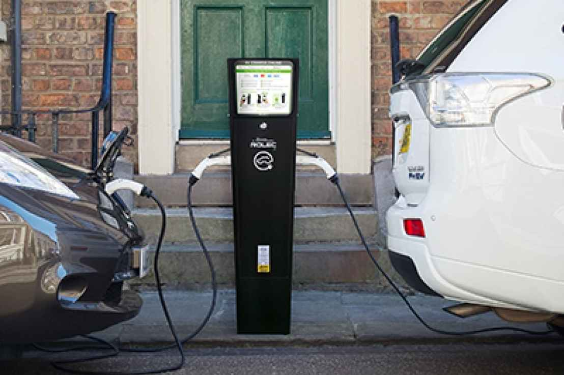 Why Slow-Charging Electric Vehicle Stations Are a Good Assets for Residential Buildings