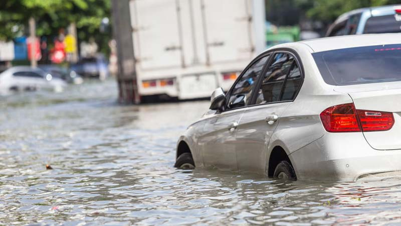 Why Battery Energy Storage Needs to Be Strategically Placed to Build Flood Resilience