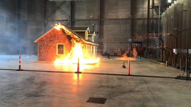 Fireproof Housing