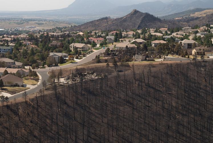 How More Fire-Resistant Materials Will Ease Living in Wildfire Territory