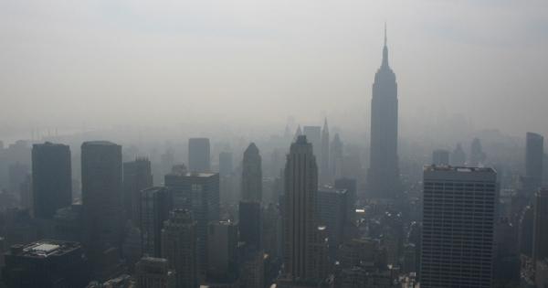 Stagnant Air