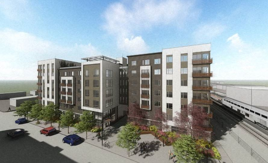 Why the 100% Affordable Housing Project at 480 E. 4th Avenue and 400 E. 5th Avenue in San Mateo Would Increase the City's Climate ResilienceCapacity