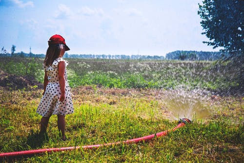 Recycled Water For Water Spray Parks For HeatResilience