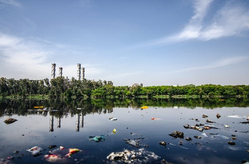 Industrial Pollution in Lakes